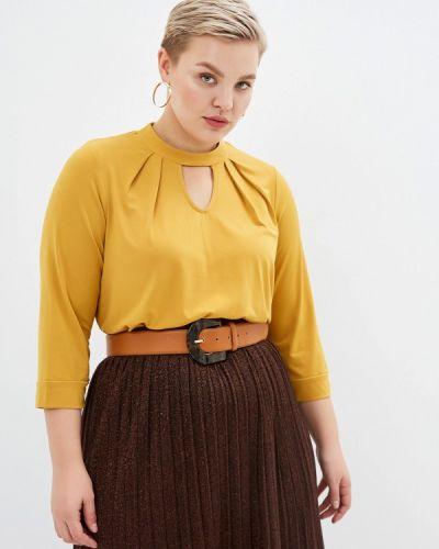 Блузка желтый Dorothy Perkins Curve