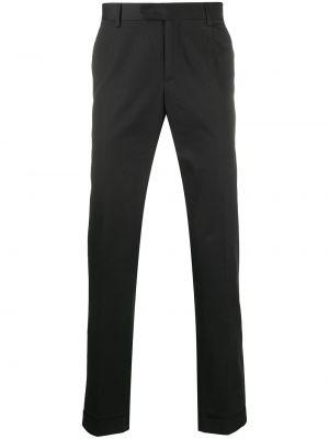 Черные брюки с карманами новогодние Golden Goose