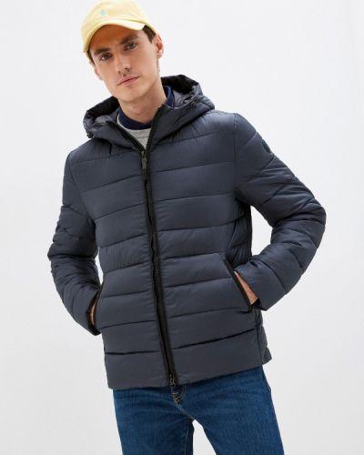 Утепленная куртка - синяя S.oliver