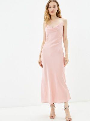 Джинсовое платье - розовое Guess Jeans