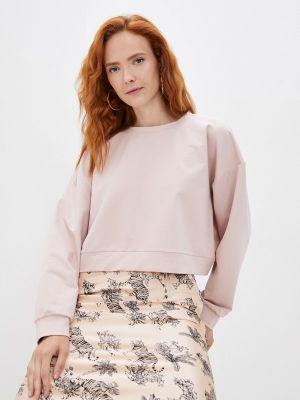 Розовая зимняя кофта Elena Andriadi