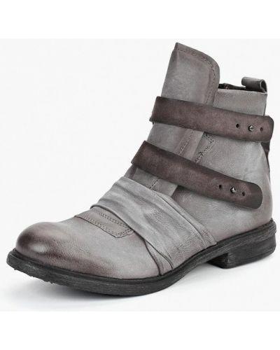 Ботинки осенние кожаные демисезонный Paolo Conte