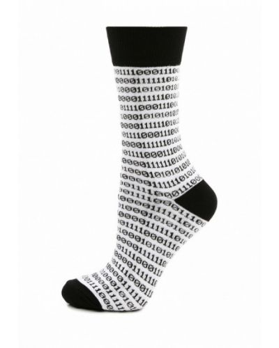Носки белые Clew