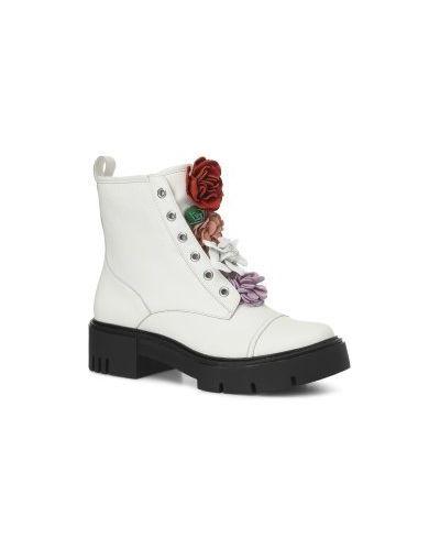 Ботинки белые Katy Perry