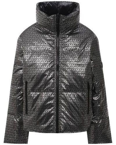 Пуховая куртка с подкладкой с гусиным пухом Michael Michael Kors