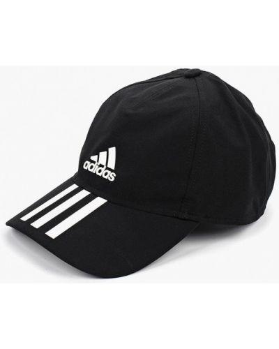 Бейсболка черная Adidas