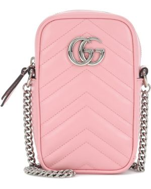 Маленькая сумка летняя для телефонов Gucci