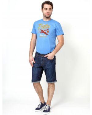 Джинсовые шорты на молнии с карманами F5