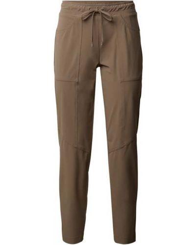Zielone spodnie sportowe Cambio