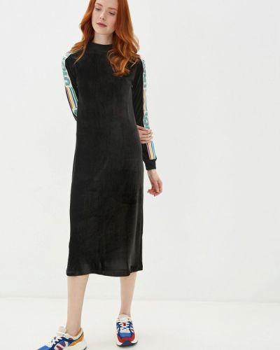 Платье платье-толстовка осеннее United Colors Of Benetton