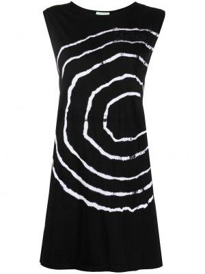 Платье трапеция - черное Aries