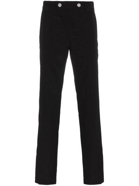 Черные брюки Mackintosh 0002