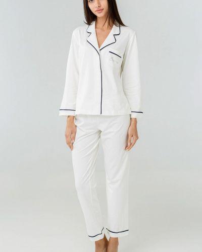 Пижама белая пижамный Ora