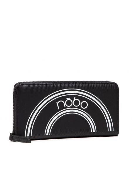 Portfel - czarny Nobo