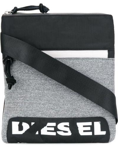Сумка через плечо на плечо на молнии Diesel