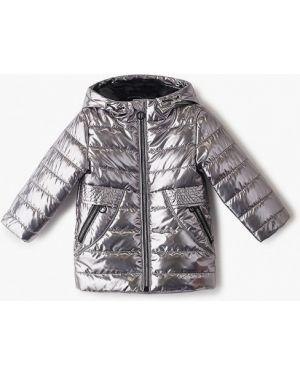 Куртка серебряный теплая Ostin