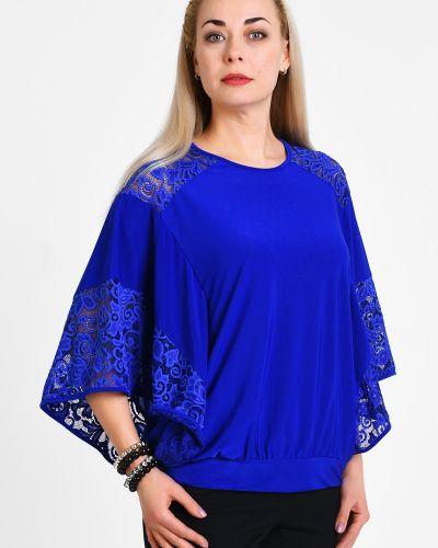 Блузка кружевная большой Olsi