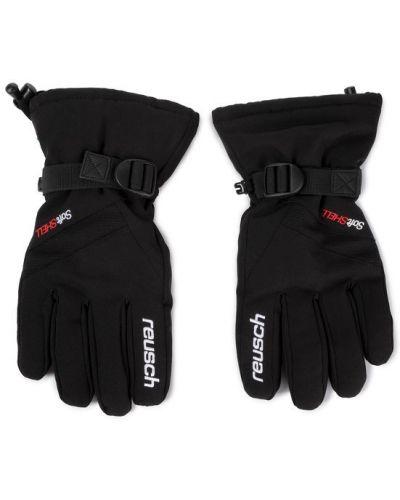 Rękawiczki narciarskie - czarne Reusch