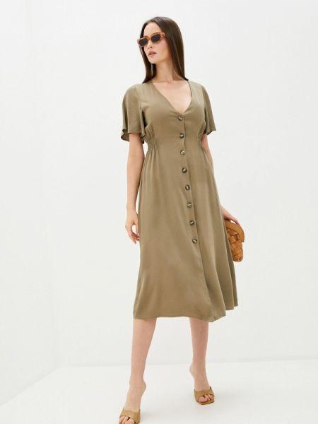 Зеленое платье Sweewe