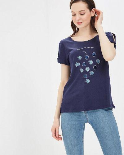 Синяя футболка S.oliver