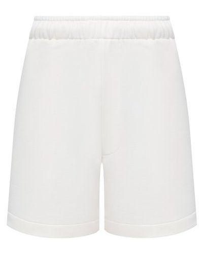 Хлопковые шорты - белые Pangaia
