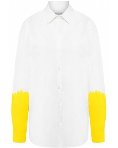 Рубашка желтый Dries Van Noten