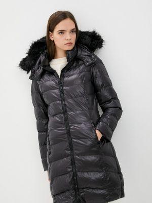 Утепленная куртка - черная Macleria