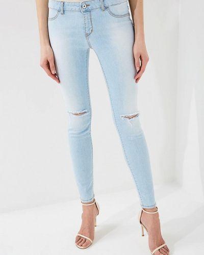 Голубые джинсы Just Cavalli