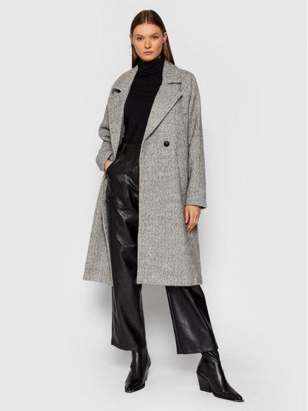 Płaszcz - szary Vero Moda