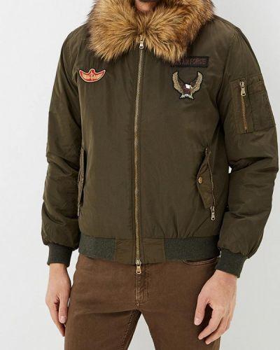 Утепленная куртка демисезонная Giorgio Di Mare