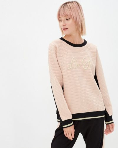 Спортивный свитшот - розовый Liu Jo Sport