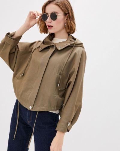 Облегченная куртка хаки Moki