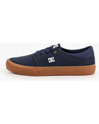 Синие пинетки Dc Shoes