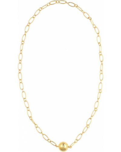 Naszyjnik ze złota Timeless Pearly
