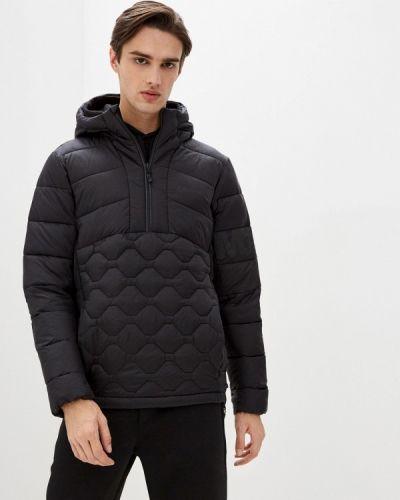 Черная утепленная куртка Madshus