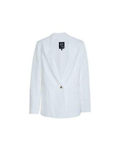 Белый костюм Mcq