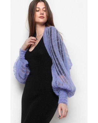 Болеро фиолетовый Seanna