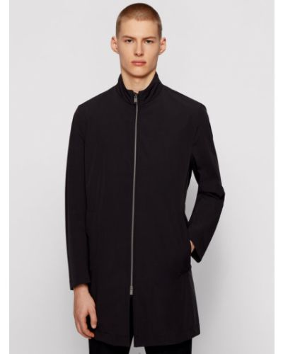 Płaszcz - czarny Boss