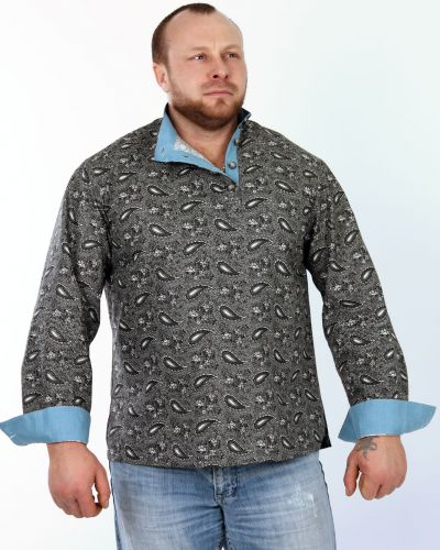 Рубашка косоворотка льняная Грандсток