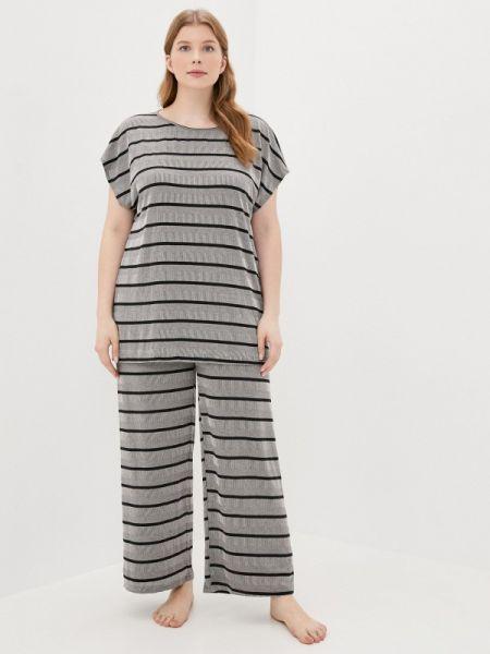 Пижама пижамный серая Amarti