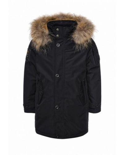 Куртка теплая синий Aeronautica Militare
