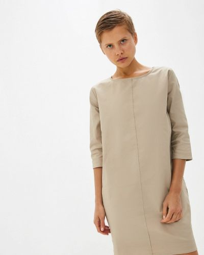 Платье - бежевое Massimiliano Bini