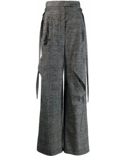 Свободные брюки с карманами Litkovskaya