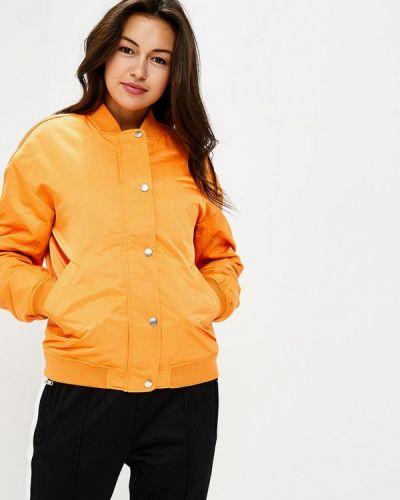 Оранжевые джинсы Calvin Klein Jeans