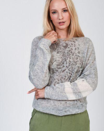 Пуловер из альпаки Marc Cain
