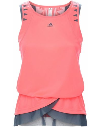 Спортивный розовый спортивный топ Adidas Performance