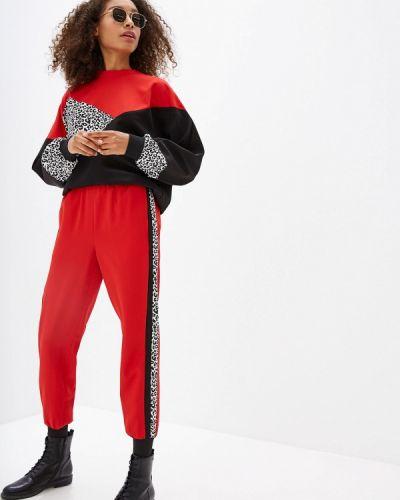 Брючный костюм красный Fresh Cotton