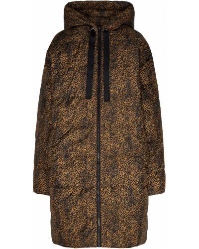 Куртка с капюшоном оверсайз пуховый Essentiel Antwerp