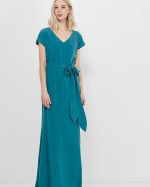 Вечернее платье - бирюзовое Clabin