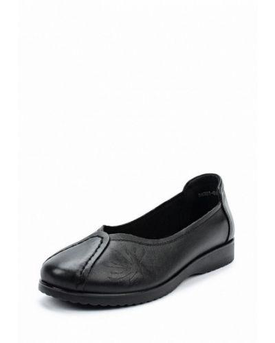 Кожаные туфли черный Baden
